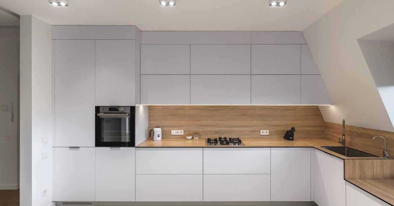 дизайн інтер'єру кухні в квартирі