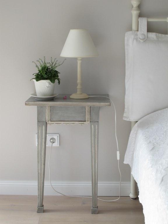 білий колір в інтер'єрі квартири