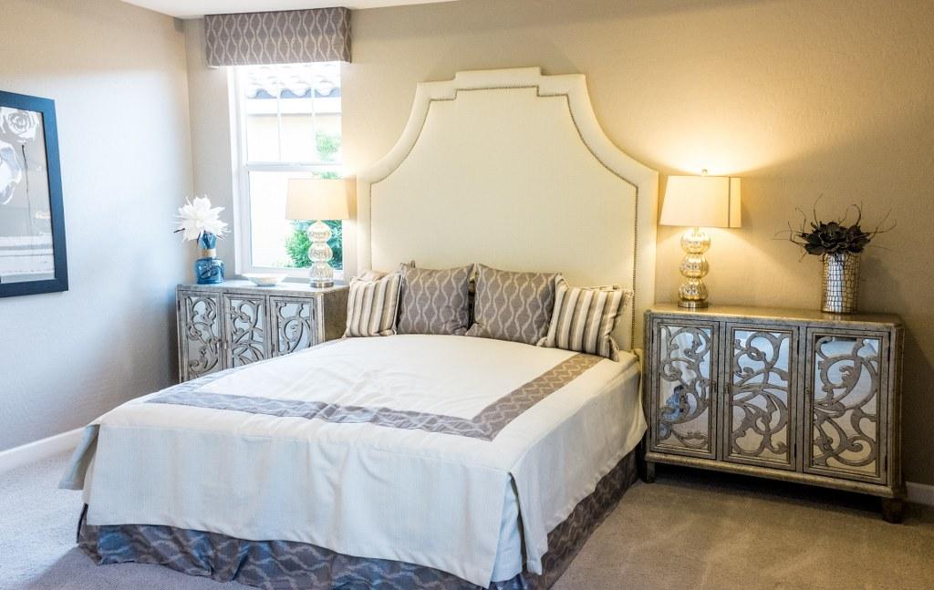 дизайн спальних кімнат